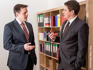 Rechtsanwalt Kehl und Steuerberater Gebert