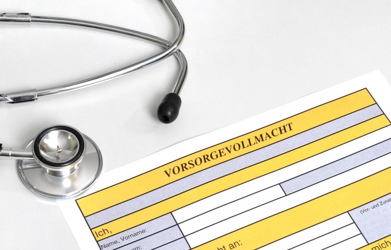 Alter, Krankheit, Betreuung, Patientenverfügung, Vorsorge, Vollmacht, Vertrauensperson